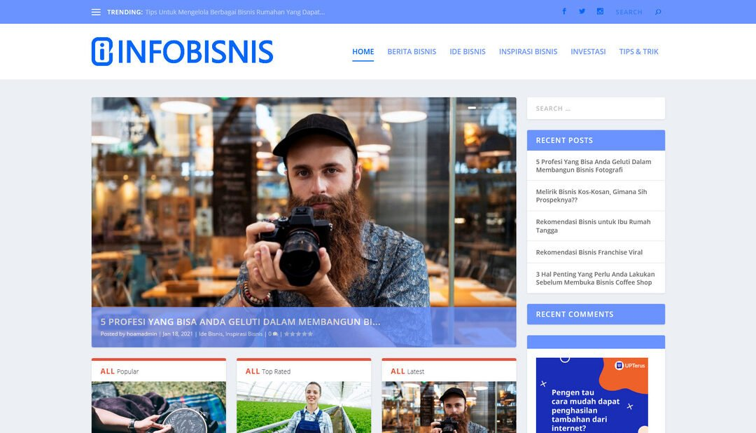 Info Bisnis – Pusatnya Info Bisnis untuk Anda