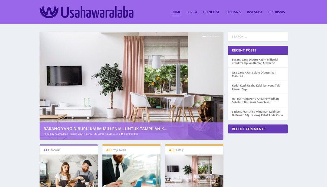 Usaha Waralaba – Informasi Bisnis Franchise
