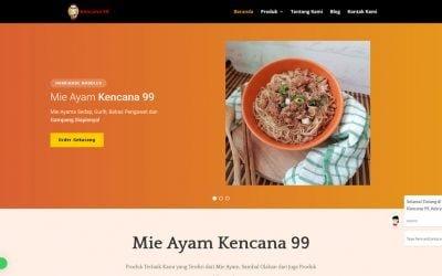 Mie Ayam Kencana99 – #1 Homemade Noodles