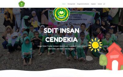 SDIT Insan Cendekia – Generasi Islami & Berbudi