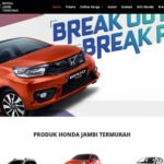Honda Jambi Termurah – Pusatnya Mobil Honda
